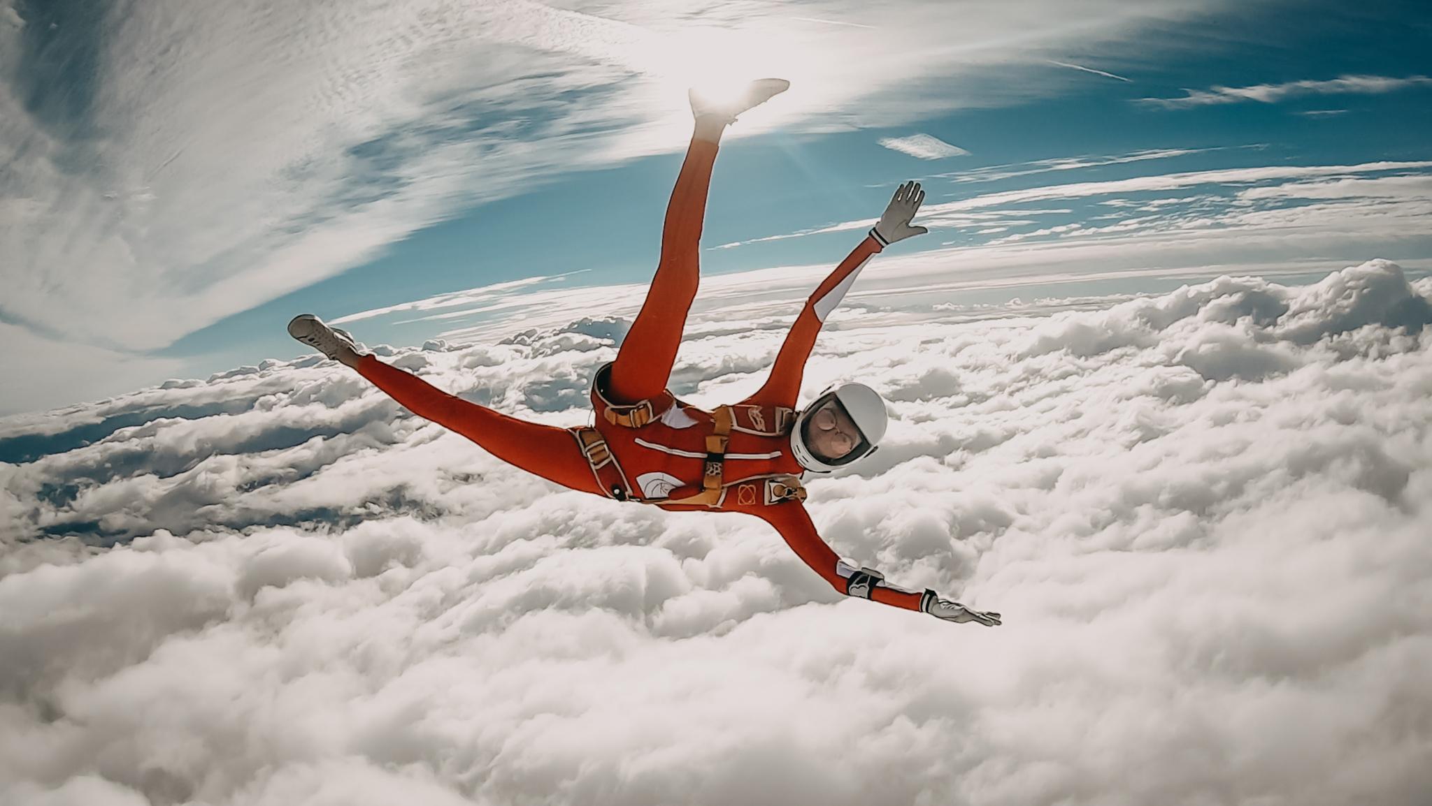 Life is better above the clouds |La vie est meilleure au-dessus des nuages