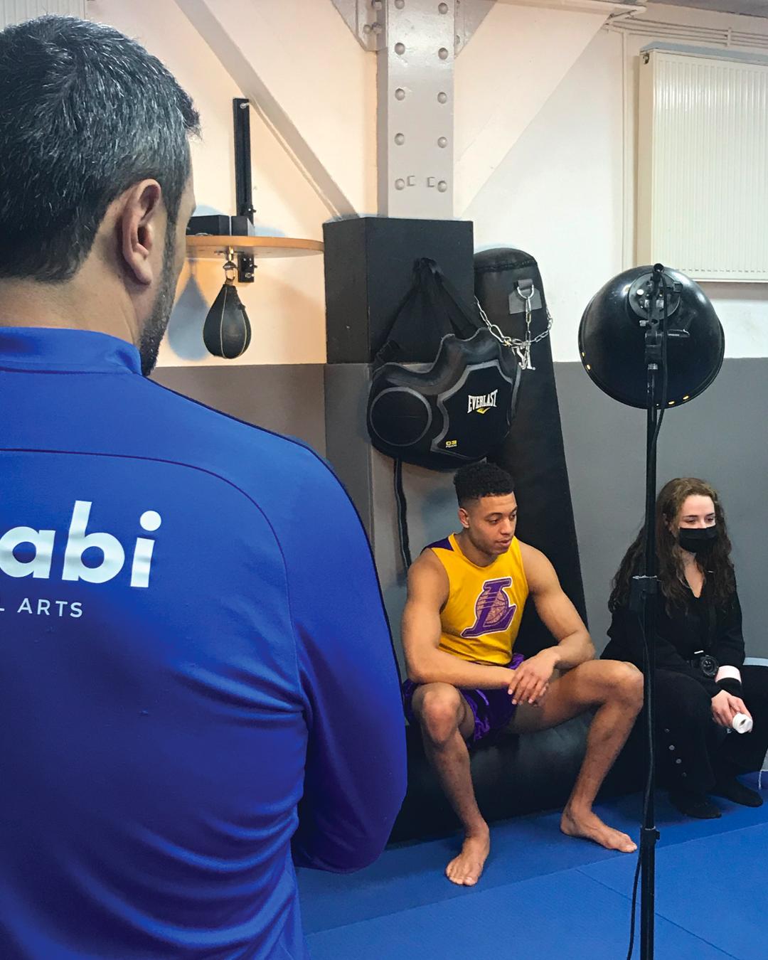 📍 En direct du Maccabi Paris