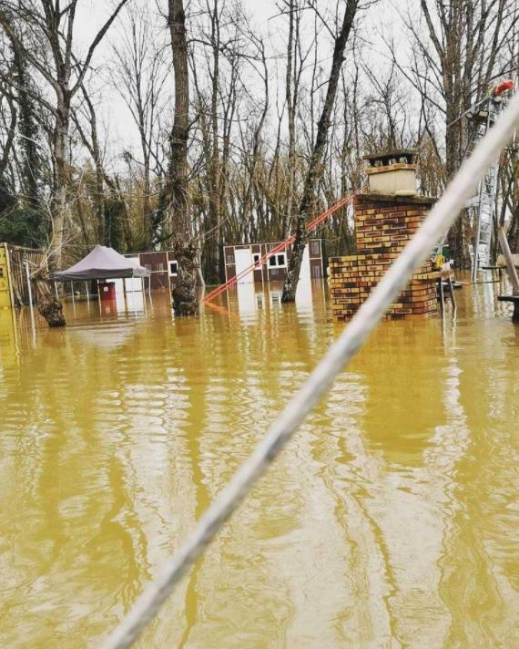 Wakelagoona - Nos infrastructures inondées.